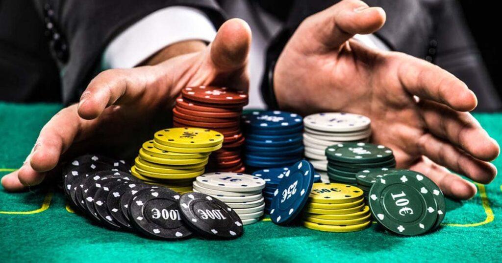 การพนัน gambling